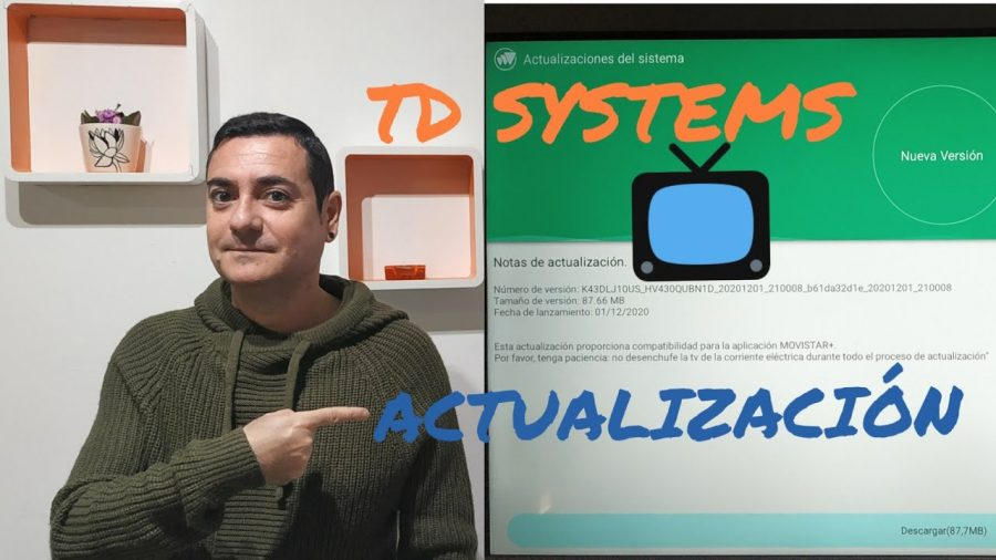 Td Systems Actualizar Software 1