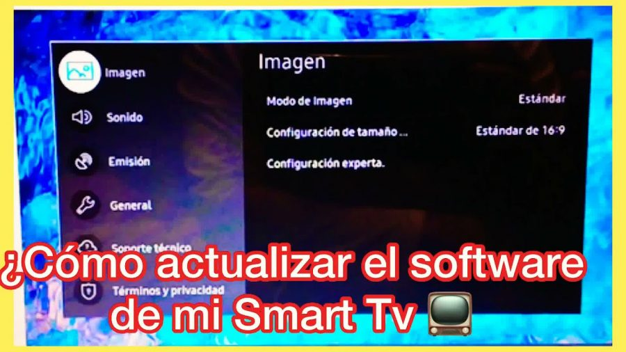 Actualizar Tv Td Systems 1