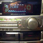 Aiwa 1000 Watt Music System Speakers 2