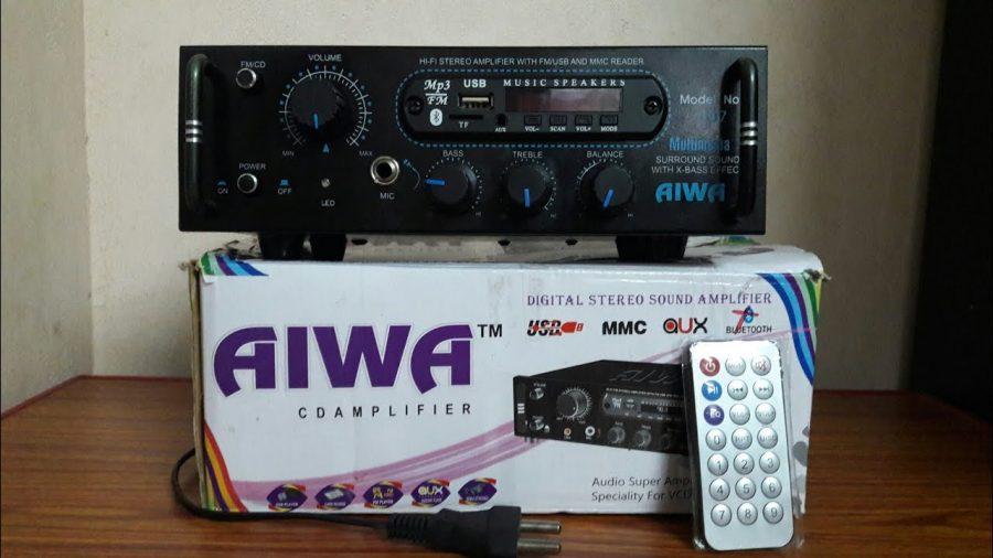 Aiwa 5.1 Surround Sound System 1