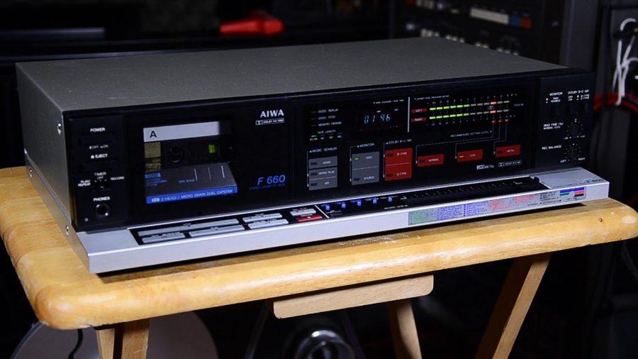 Aiwa Ad F660 1