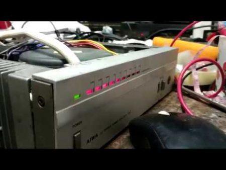 Aiwa Amplifier Olx 1