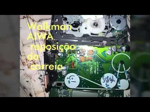 Aiwa Auto Reverse 1