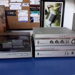 Aiwa C22 Stereo Preamplifier 3