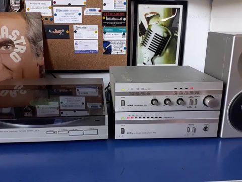 Aiwa C22 Stereo Preamplifier 26
