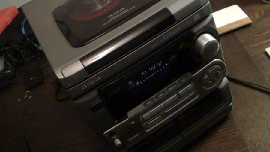 Aiwa Cassette Deck Belt Replacement 1