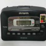 Aiwa Cassette Player 3