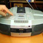 Aiwa Cassette Recorder 3