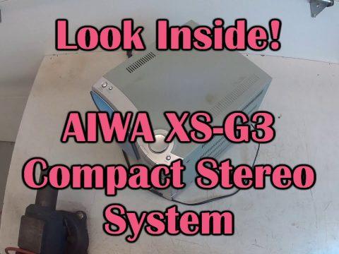 Aiwa Cd 3 50