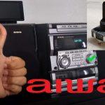 Aiwa Cd Player 4