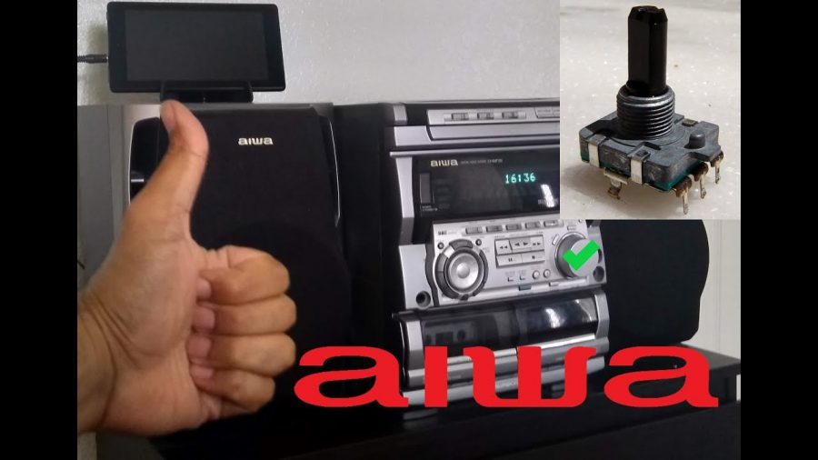 Aiwa Cd Player 1