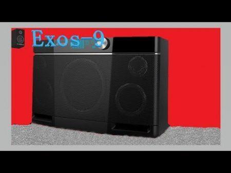 Aiwa Exos X8 1