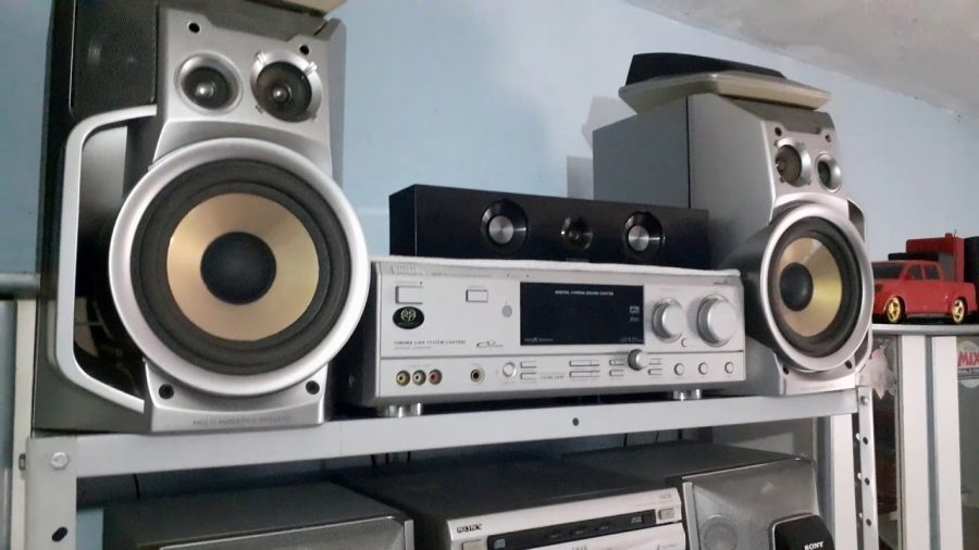 Aiwa Nsx 800 1