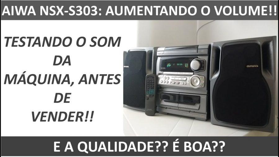 Aiwa Nsx S303 1