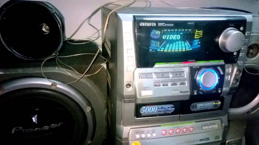 Aiwa Nsx T9 1