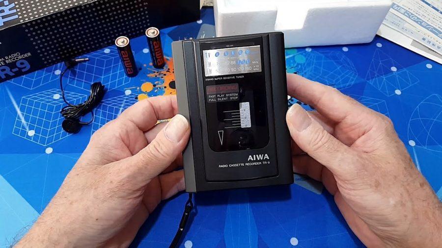 Aiwa Radio Cassette 1