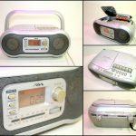 Aiwa Radio Cassette Recorder 2