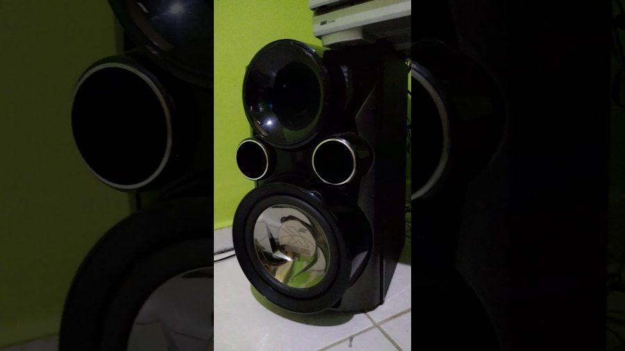 Aiwa Stereo De Casa 1