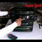 Aiwa Stereo Radio Cassette Recorder 2