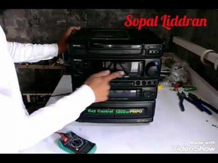 Aiwa Stereo Radio Cassette Recorder 1