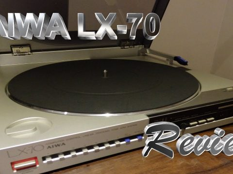 Aiwa Stereo System With Turntable 59