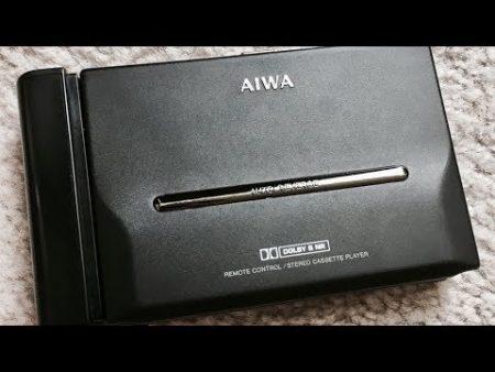Aiwa Walkman Auto Reverse 1