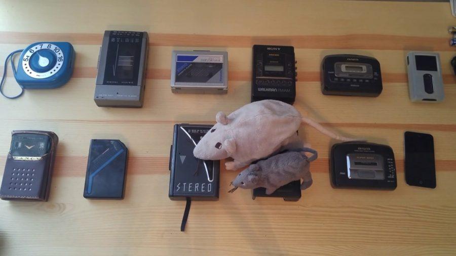 Aiwa Walkman History 1