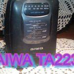 Aiwa Walkman Radio 5