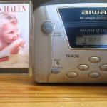 Aiwa Walkman Super Bass 5