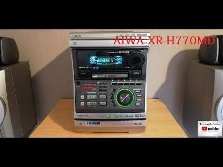 Aiwa Xr Fa770 1