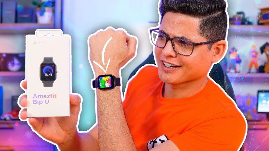 Amazfit Xiaomi Rosa 1