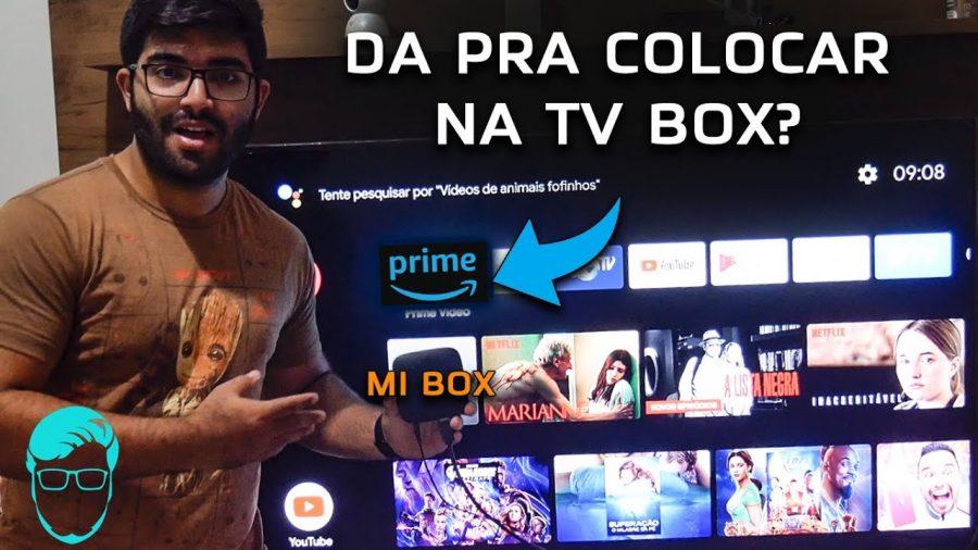 Amazon Prime Video Apk Xiaomi Mi Box S 2019 1