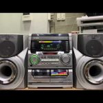 Amplifier Aiwa 4
