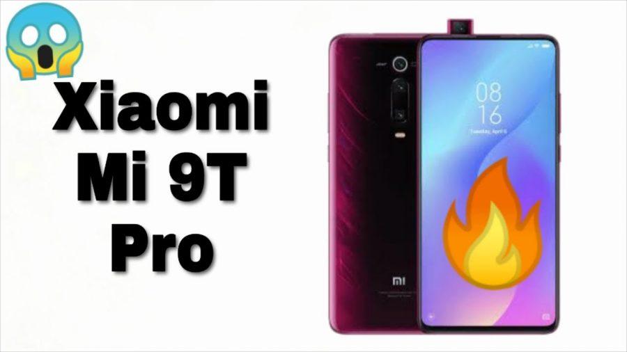 Antutu Benchmark Xiaomi Mi 9T Pro 1