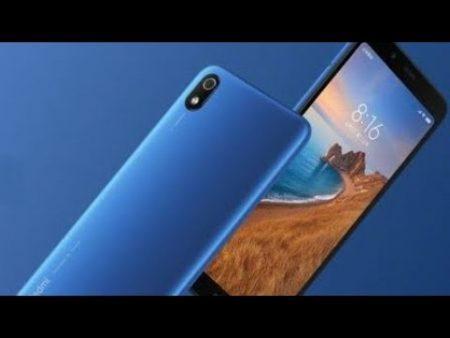 Antutu Xiaomi Redmi 7A 1