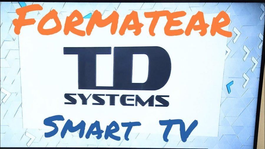 App Mando A Distancia Tv Td Systems 1