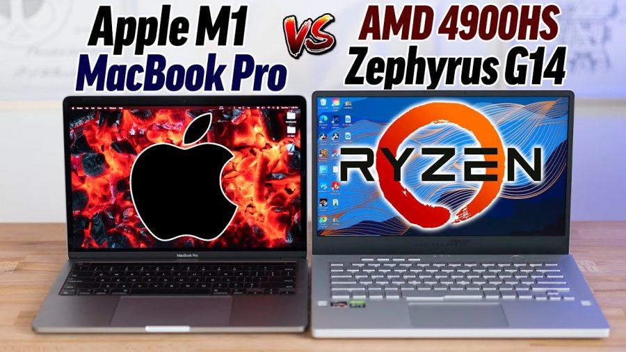 Apple Macbook Air Vs Asus Zenbook 1