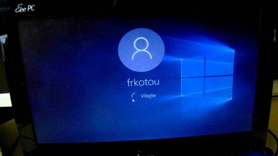 Asus 1201N Windows 10 1