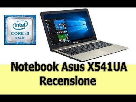 Asus 541U I3 1