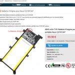 Asus A555L Bateria 2