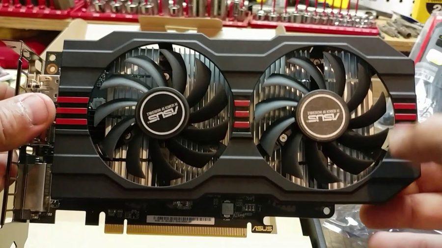 Asus Arez Radeon Rx 560 1