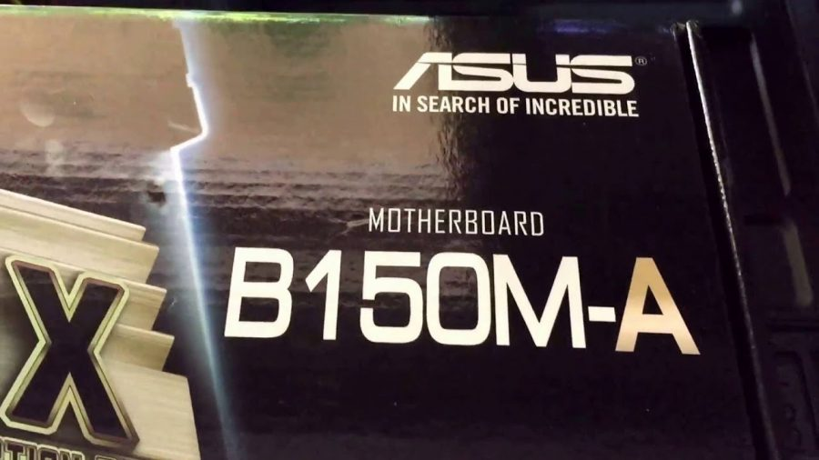 Asus B150M A Matx 1