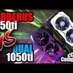Asus Cerberus Gtx 1050 Ti Vs Msi Gtx 1050 Ti 2
