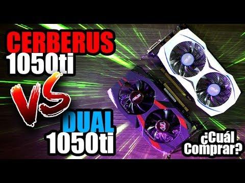 Asus Cerberus Gtx 1050 Ti Vs Msi Gtx 1050 Ti 1
