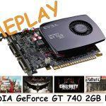 Asus Geforce Gt 740 2Gb 3