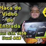 Asus Geforce Gtx 1650 Dual 4Gb Oc 4