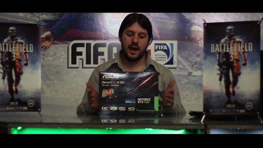 Asus Geforce Gtx 760 Oc 2Gb 1