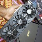 Asus Radeon Rx 480 Strix Oc 8Gb Gddr5 2