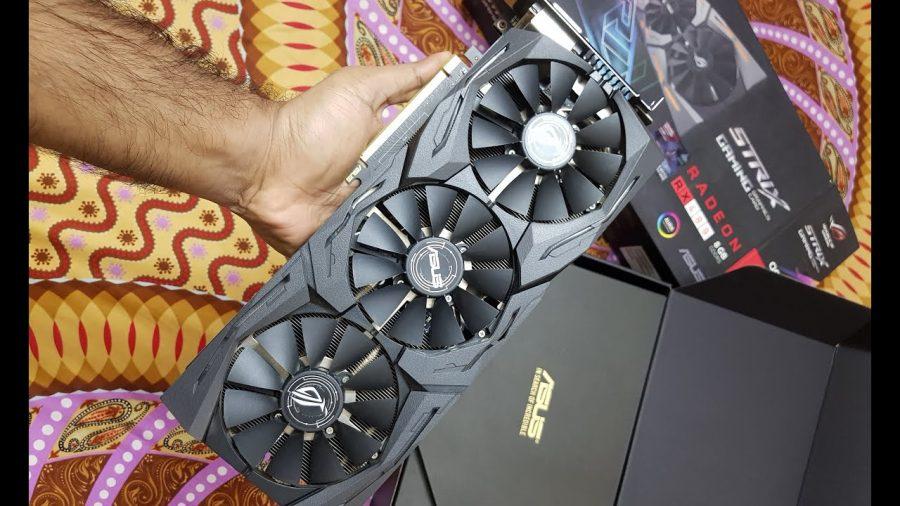 Asus Radeon Rx 480 Strix Oc 8Gb Gddr5 1