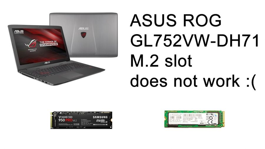 Asus Rog Gl552Vw Ram Upgrade 1